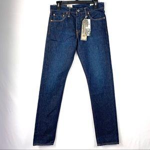Levis 511 Jeans White Oak Cone Denim 30x34
